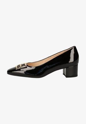 Classic heels - schwarz 0100