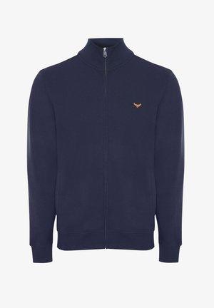 WHYLIE - Zip-up sweatshirt - navy