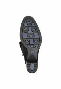 Caprice - Laarzen - black stretch - 4
