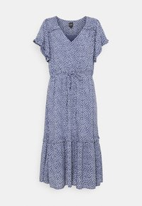 GAP - MIDI - Day dress - blue - 0