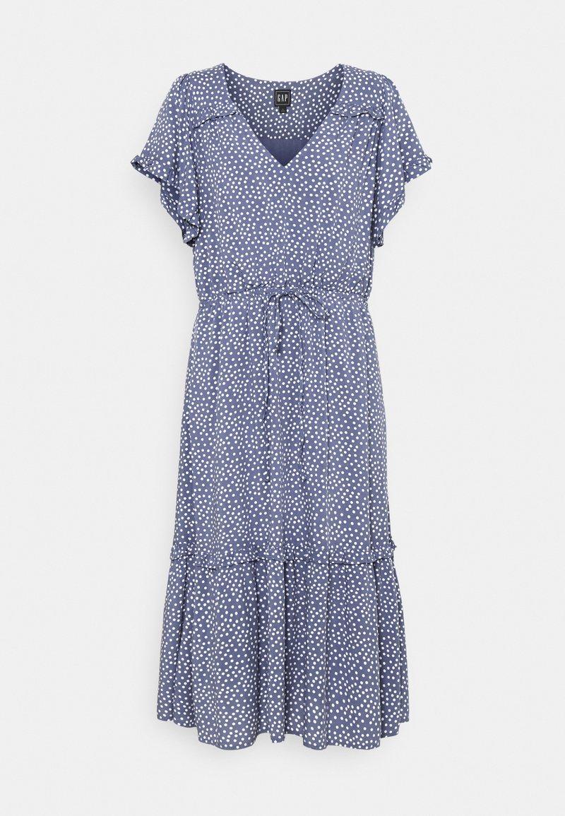 GAP - MIDI - Day dress - blue