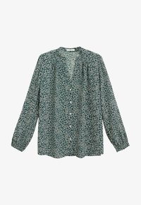 Violeta by Mango - CORTESAN - Blouse - groen - 4