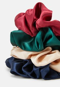 ONLY - ONLESTER SCRUNCHIE 4 PACK - Hair Styling Accessory - botanical garden - 1