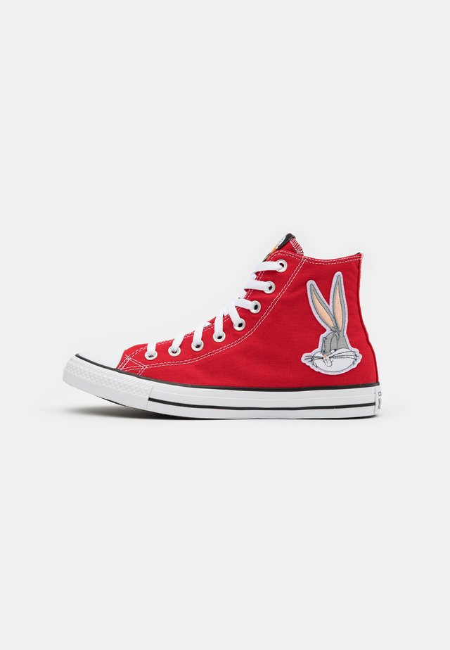 CHUCK TAYLOR ALL STAR BUGS BUNNY - Zapatillas altas - red/white/black