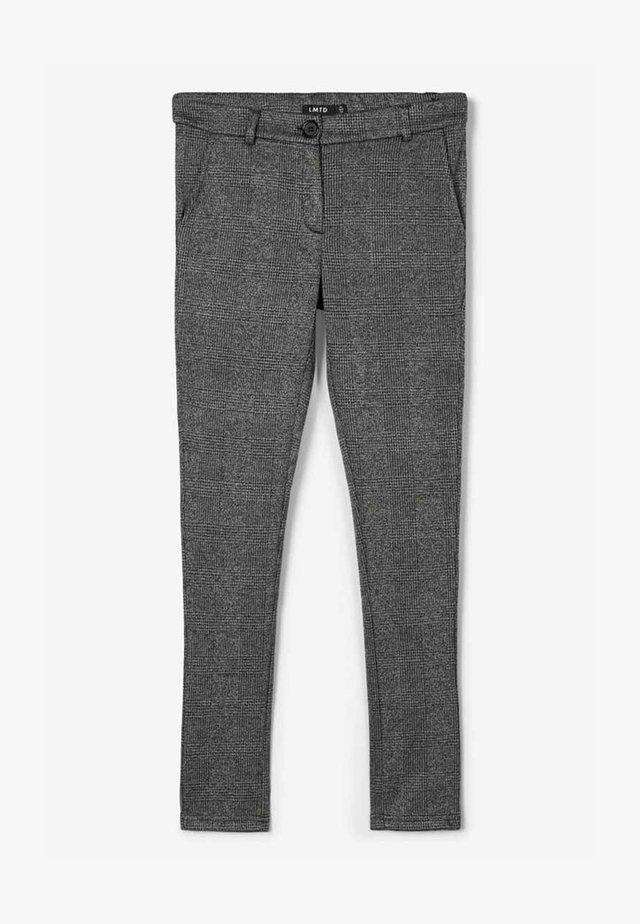Kostymbyxor - grey melange