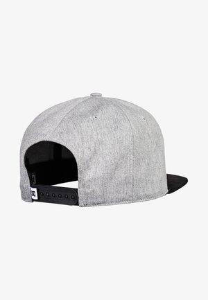 BRACKERS - Cap - grey heather