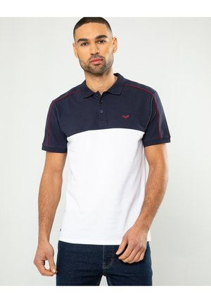 MEDWAY - Polo shirt - blau