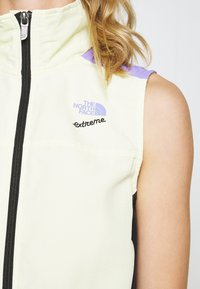 The North Face - EXTREME  - Jumpsuit - tender yellow combo - 7