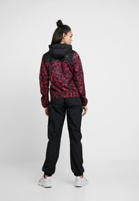 The North Face - PRINT CYCLONE - Summer jacket - rose red - 2