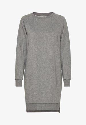 IHJONDELL SW - Vestito di maglina - grey melange