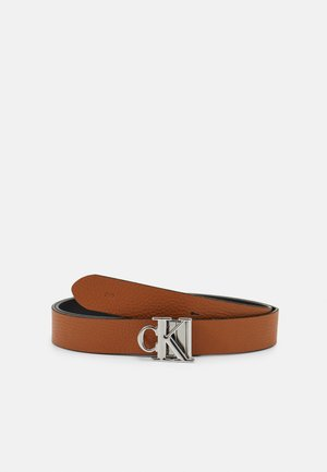 LOGO - Belt - black