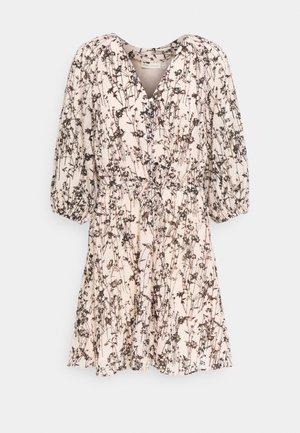 JOSETTA DRESS - Day dress - cream tan