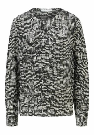 Long sleeved top - patterned