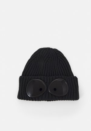 LENS BEANIE - Berretto - dark fog grey