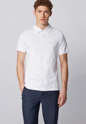 PAULE TR - Poloshirt - white