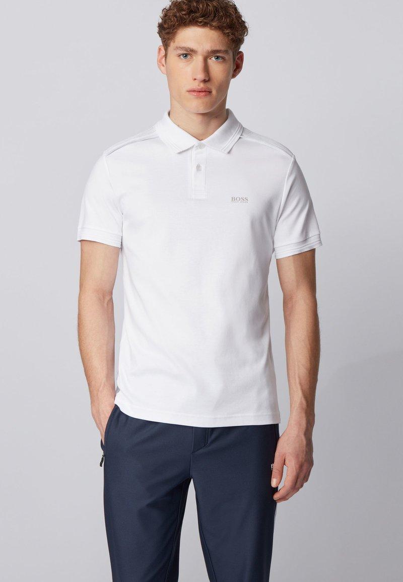 BOSS - PAULE TR - Polo shirt - white
