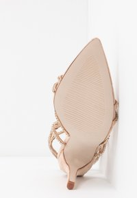 BEBO - SAVANNAH - High heeled sandals - nude - 6