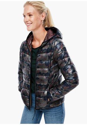 Light jacket - nougat aop