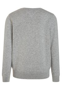 Tommy Hilfiger - BOYS BASIC - Pullover - grey heather - 1