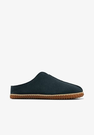 Slippers - dark teal