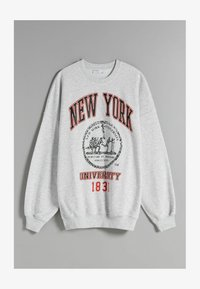 OVERSIZE - Sweatshirt - light grey