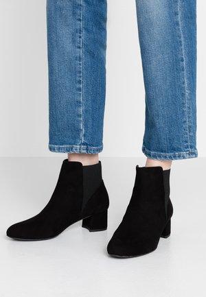 LAGOPAT - Ankelstøvler - black