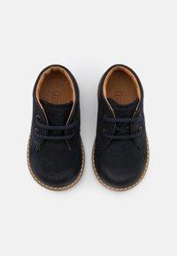 Froddo - COPER MEDIUM FIT - Volnočasové šněrovací boty - dark blue - 3