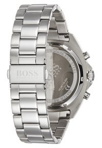 BOSS - INTENSITY - Kronografklockor - silver-coloured/blue