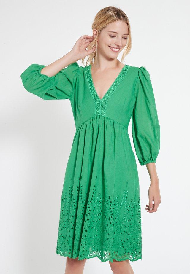 Robe de soirée - grün