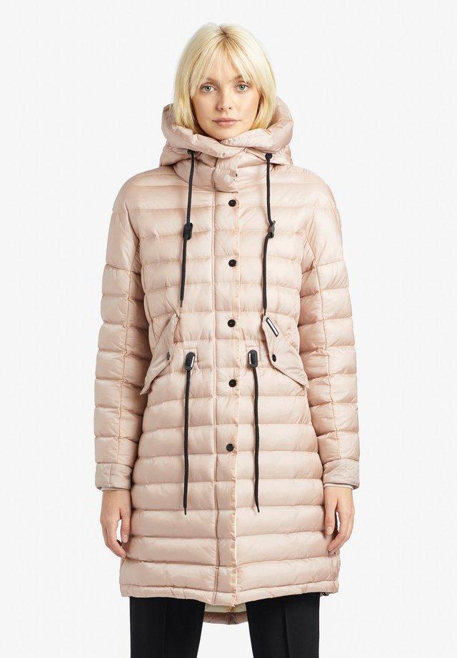 SOLEILA - Winterjas - light pink