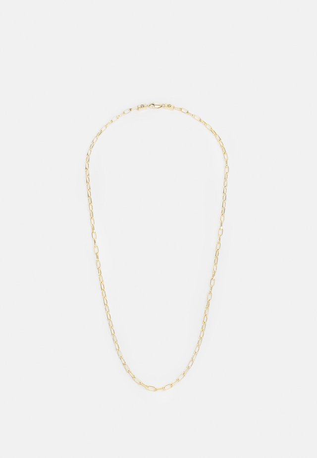 EXCLUSIVE CHAIN NECKLACE - Halsband - gold-coloured