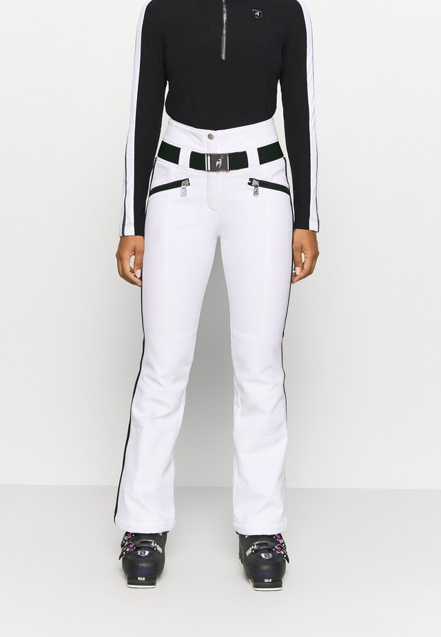 ANAIS NEW - Pantalon de ski - bright white