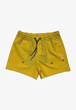 Badeshorts - yellow