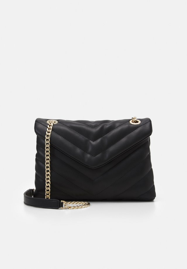 CROSSBODY BAG AKUA - Borsa a tracolla - black