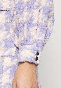 YAS - YASMELVI SHACKET - Light jacket - lavender violet - 5