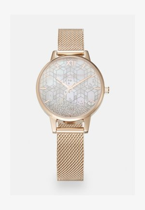 ICE QUEEN - Watch - roségold-coloured