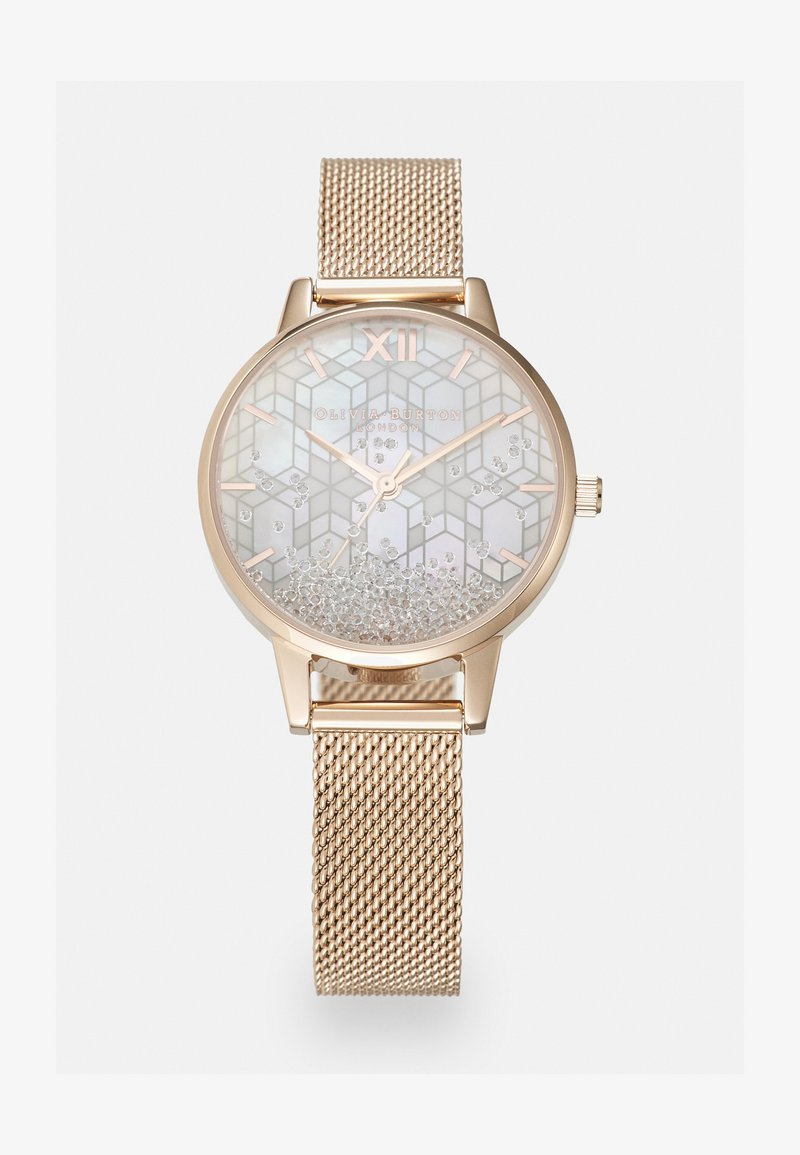 Olivia Burton - ICE QUEEN - Watch - roségold-coloured