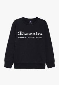 Champion - AMERICAN CLASSICS CREWNECK  - Collegepaita - dark blue - 0