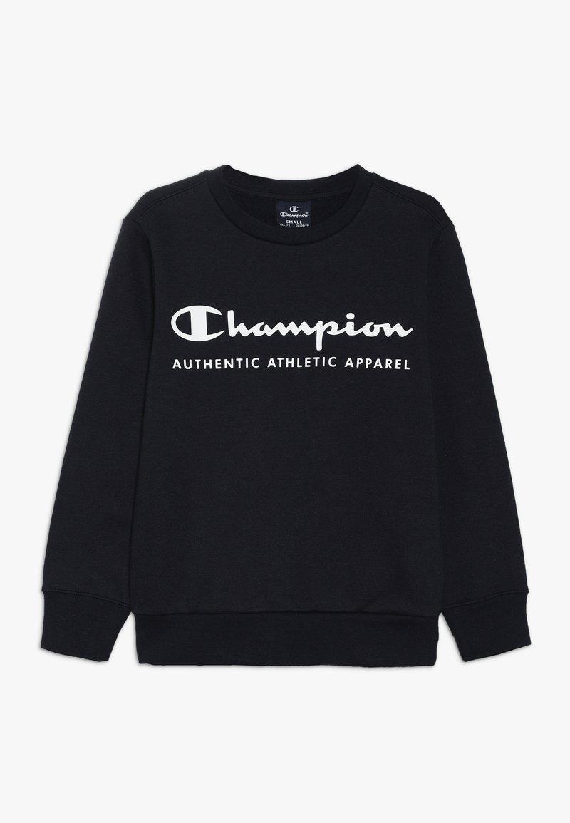 Champion - AMERICAN CLASSICS CREWNECK  - Collegepaita - dark blue