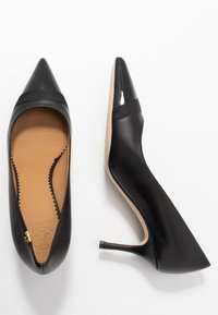 Tory Burch - PENELOPE CAP TOE  - Czółenka - perfect black - 3