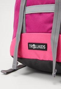 TrollKids - KIDS FJELL PACK 20L - Rucksack - dark rose - 2