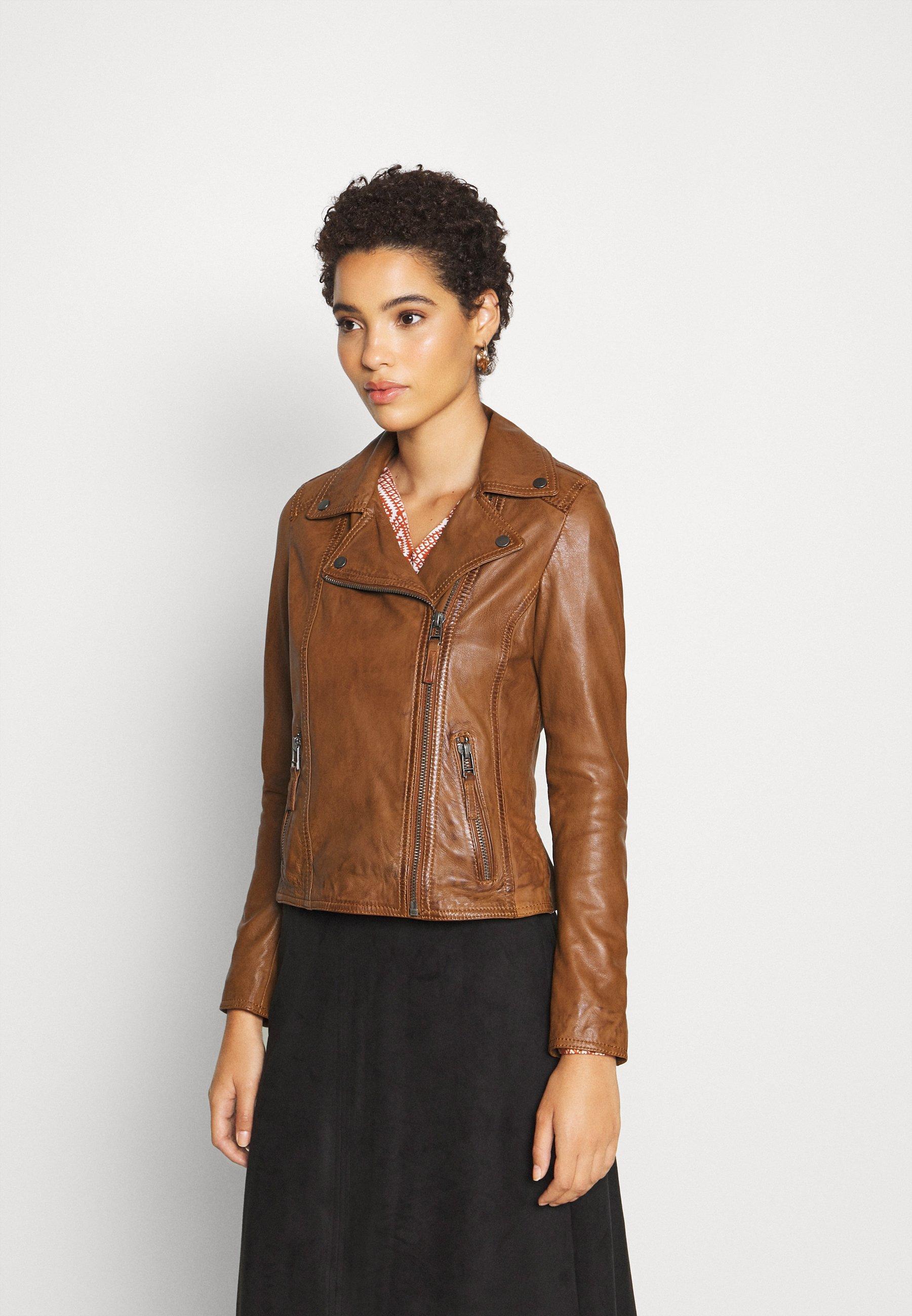 Women CLIPS - Leather jacket