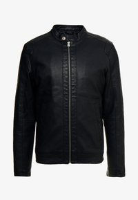 Tiffosi - EAGLE - Faux leather jacket - black - 4