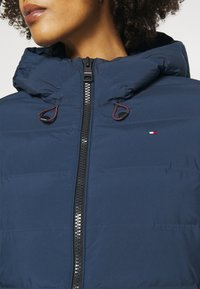 Tommy Hilfiger - SEAMLESS SORONA COAT - Light jacket - night sky - 5