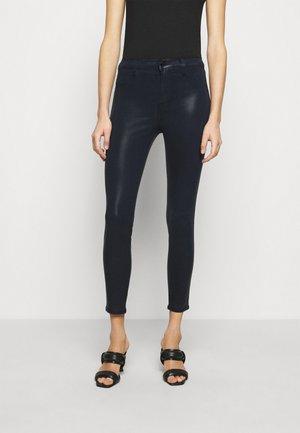 ALANA CROP SKINNY - Jeans Skinny Fit - stellar navy
