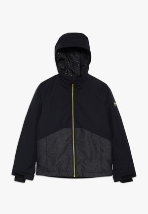 SIERRA YOUTH - Snowboard jacket - black