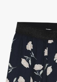 Name it - NKFLULONA 7/8 WIDE PANT - Trousers - dark sapphire - 3