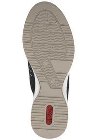 Rieker - RIEKER SNEAKER - Sneakers basse - navy/pazifik 14 - 2
