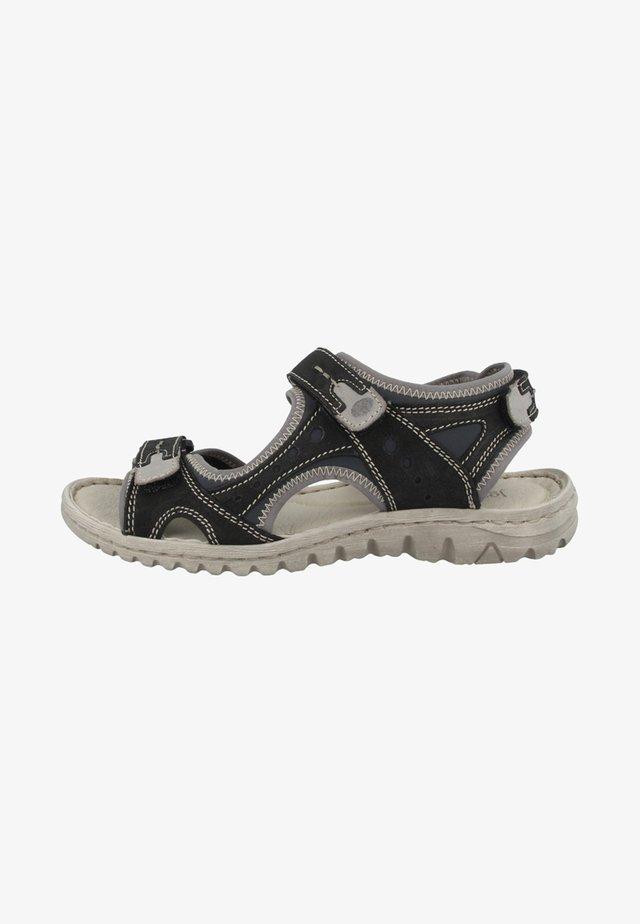 LUCIA - Sandales de randonnée - black