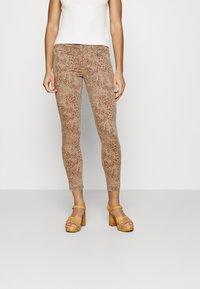 Mos Mosh - SUMNER LEO PANT - Jeans Skinny Fit - cuban sand - 0